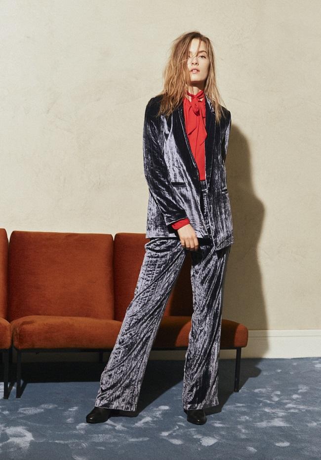 חליפת קטיפה פפה גינס זקט 499 מכנס 599 שח צילום יחצ