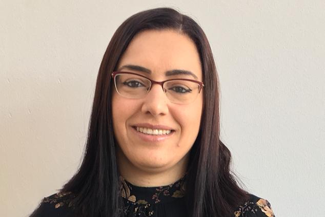 סאמיה עבאס (צילום: ווסטרן דיגיטל)