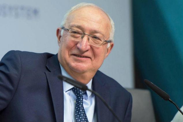 מנואל טרכטנברג צילום: ECB-MIT FORUM