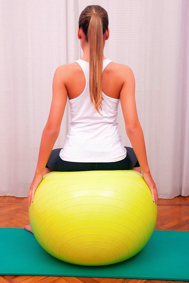 פיזיותרפיה של שרירי האגן תוכל לסייע (צילום: (shutterstock)