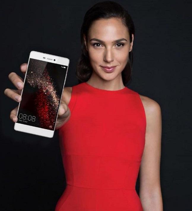 """גל גדות ל-Huawei צילום יח""""צ"""