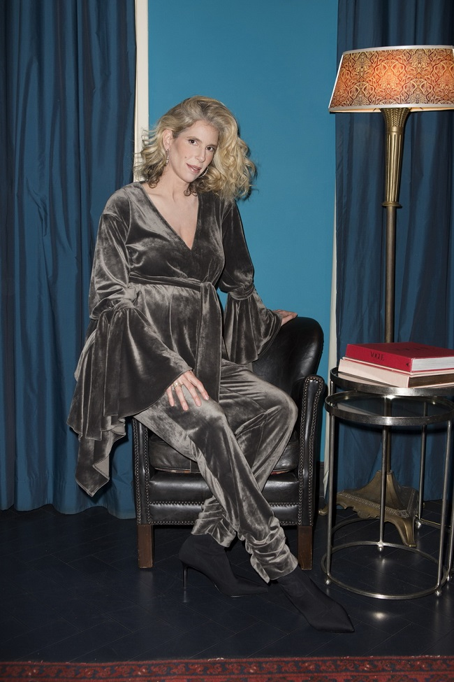 בית האופנה מאיה נגרי, קולקציית קפסולה צילום תם מרשק (4)