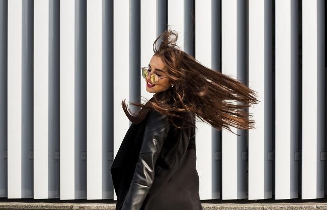 יום של שיער טוב כל יום (צילום: Viktoriya Pavlyukshutterstock)