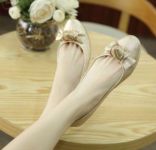 נעלי בלרינה אינסטגרם