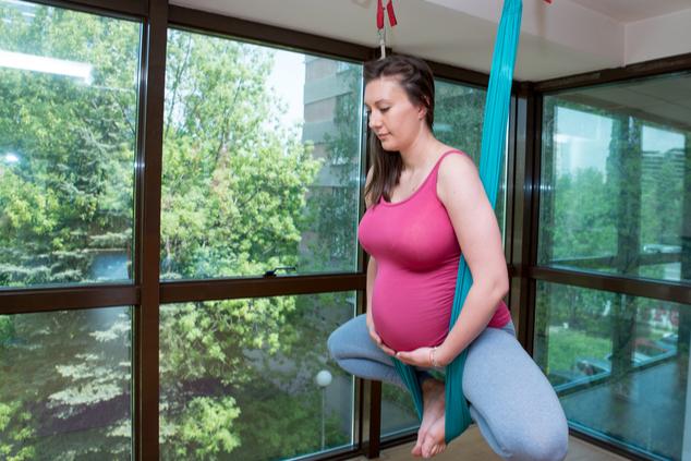 פעילות גופנית בהריון יכולה להרגיע (צילום: שאטרסטוק / Julian Popov)