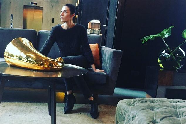 יסמין לוי במלון פאבליקה צילום יחצ