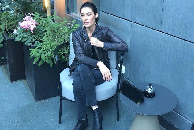 יסמין לוי במלון פאבליקה צילום אלבום פרטי