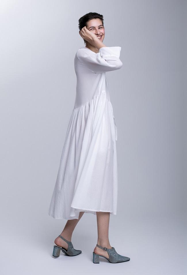 דורין פרנקפורט שבוע האופנה קיץ 2018 - מחיר השמלה 790 שח - צילום אסף עיני  (4)