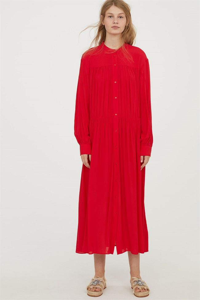H&M מחיר שמלה 299שח צילום הנס מוריץ