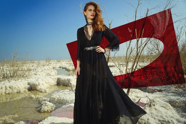מיכל נגרין שמלה 2990 שח צילום אלון שפרנסקי