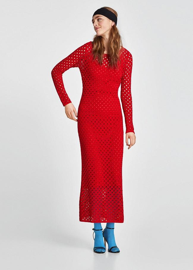 ZARA זארה שמלה 269שח, צילום יחצ חול