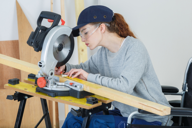 בידי המעסיקים הכוח להעסיק אנשים בעלי מוגבלויות באופן ישיר ורציף (צילום: שאטרסטוק / ALPA PROD)