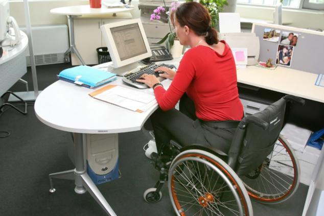 אנשים בעלי מוגבלויות נאלצים להתמודד עם סטיגמות (צילום: שאטרסטוק / Lisa  S.)