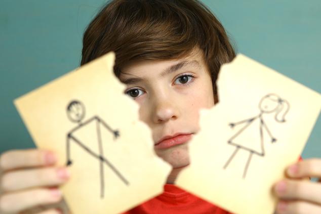 ניכור הורי או חשש מפני הורה אלים? (צלום: שאטרסטוק / lapina)