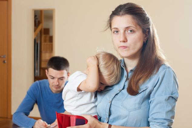 החוק מאפשר לקבל קצבה בלי תלות בבן הזוג לשעבר (צילום: שאטרסטוק / Iakov Filimonov)