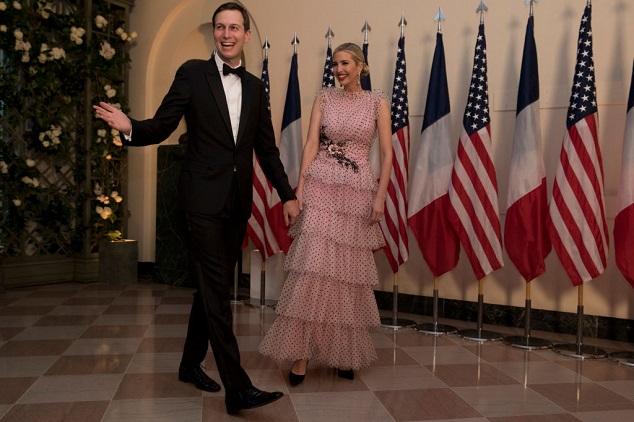איוונקה טראמפ Photo by Aaron P. Bernstein Getty Images