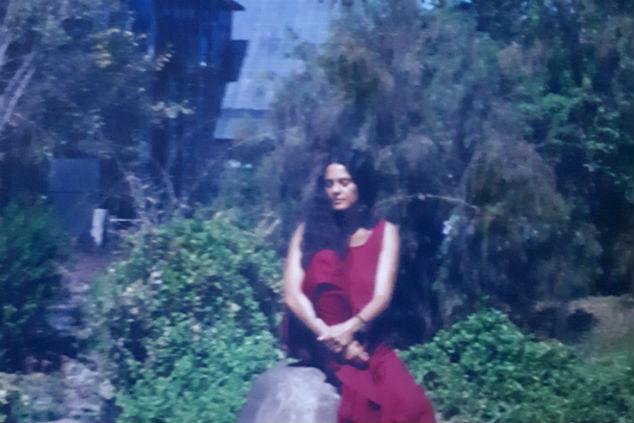 סמבביה אננד צילום אלבום פרטי