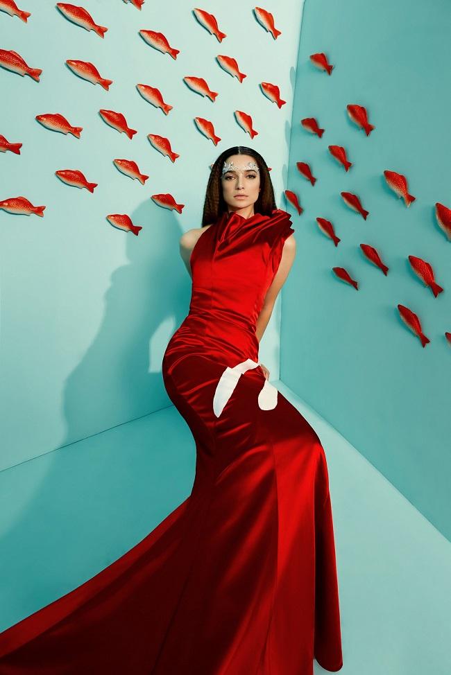 מאור צבר שמלת שושנון 2800 להשכרה שח הד פיס500 להשכרה צילום הילה שייר