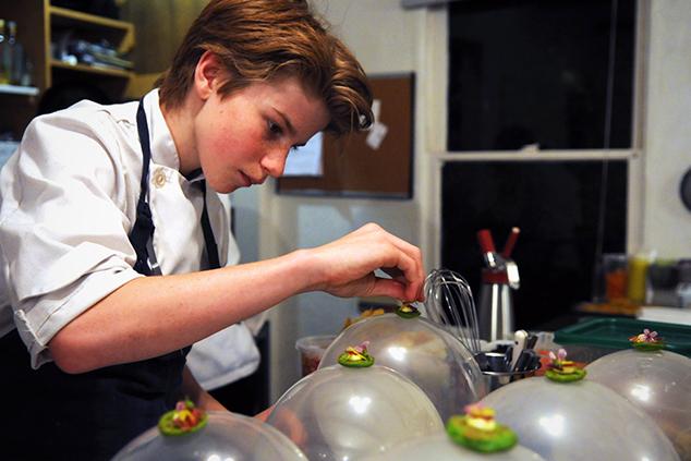 שף פלין, מחונן בתחום הקולינרי (צילום: Will McGarry)