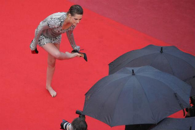 קירסטן סטיוארט צילום:Photo by Andreas Rentz/Getty Images