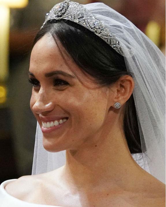 מייגן מרקל בחתונה Photo by Jonathan Brady - WPA Pool/Getty Images