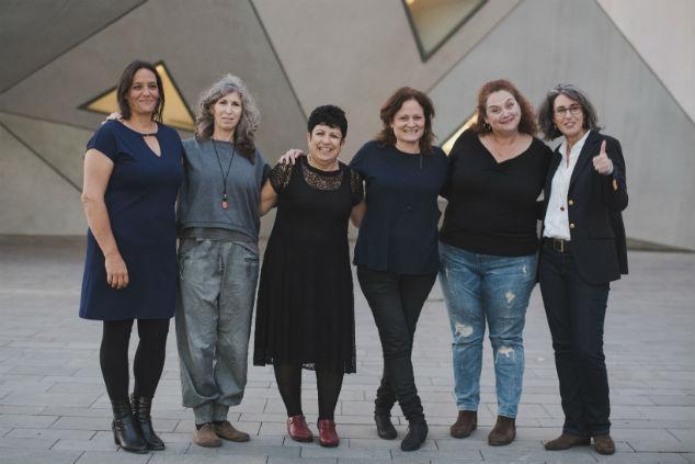 נשים ביחד צילום: אור קפלן