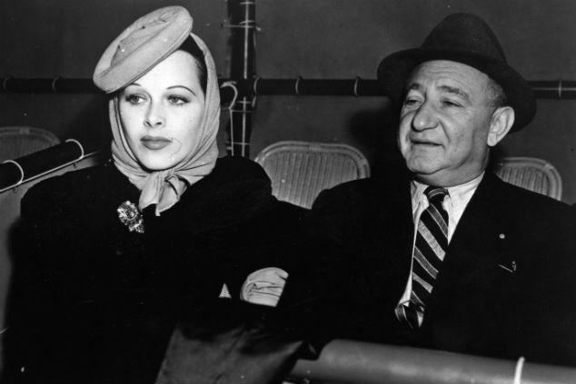 הדי לאמאר צילוםHulton Archive/Getty Images