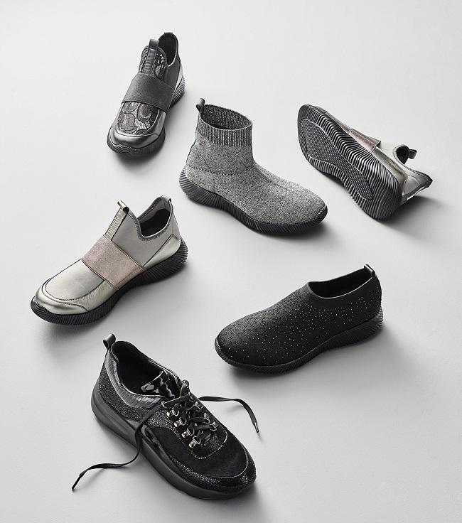 דניאלה להבי - נעליים בדגמים רנר גרב, רנר ניאופרן, רנר קומבט 690 שח - צילום דן פרץ