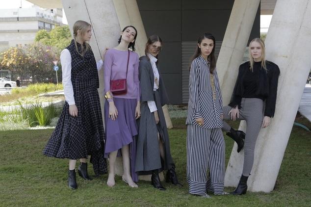 בית האופנה מאיה נגרי, חורף 2018 צילום תם מרשק