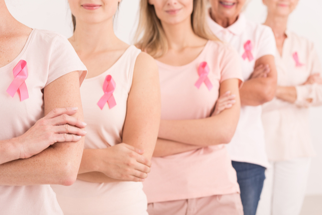 נלחמות בסרטן השד. צילום shutterstock Photographee.eu's