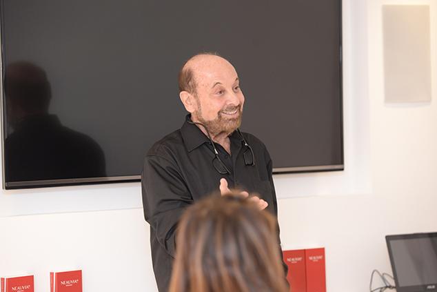 פרופסור רפי קרסו, מומחה ברפואת אנטי אייג'ינג (צילום: גלית סבג)