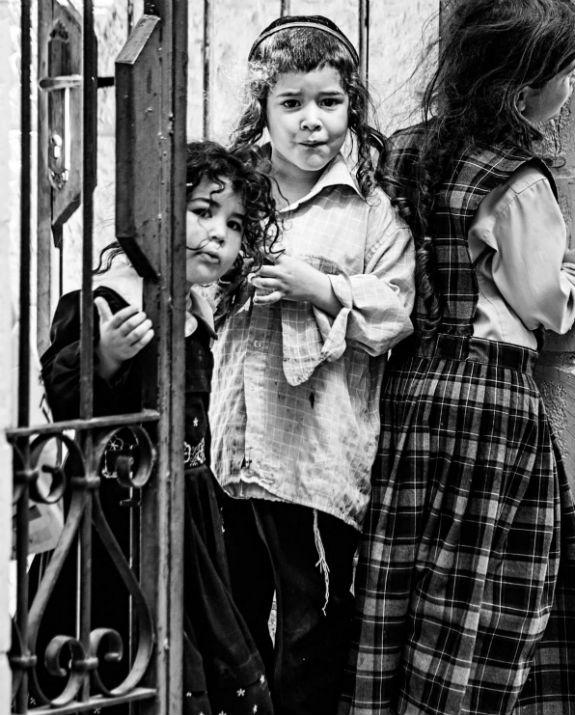 ילדים דתיים צילום ליאת מייה לומברוזו