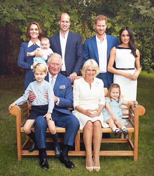 משפחת המלוכה אינסטגרם