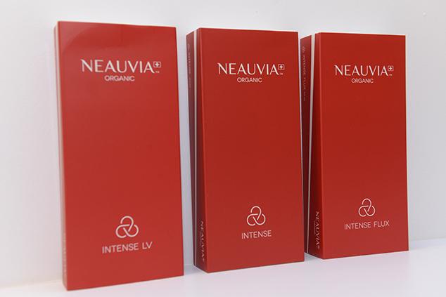 המוצרים החדשניים של NEAUVIA (צילום: גלית סבג)