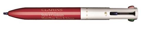 CLARINS מחיר250שח בלעדית בסופר פארם 4 גוונים בעט 1 שפתיים ועיניים