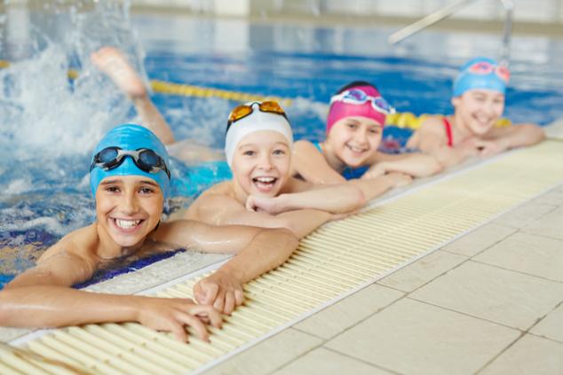 כיף לשחות גם בחורף (צילום: שאטרסטוק / Pressmaster')