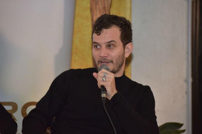 מיכאל מושונוב (צילום: גלית סבג)