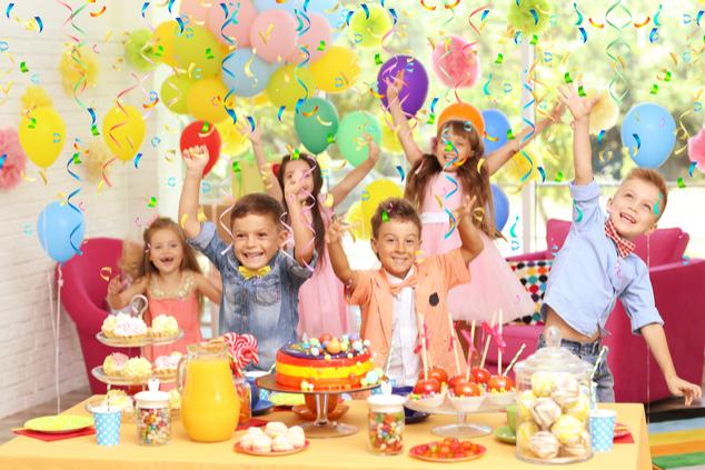 מסיבת יום הולדת מהנה, בלי לקחת משכנתא (שאטרסטוק / Africa Studio)