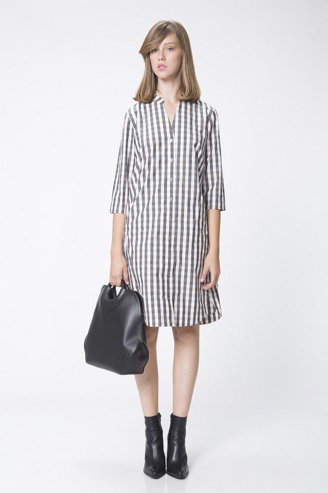 בית האופנה מאיה נגרי, שמלה עמאל 945 שח, 473 שקלים בסוף עונה צילום- תום מרשק