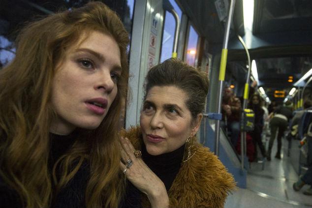 רכבת קלה צילום אוליבייה פיטוסי