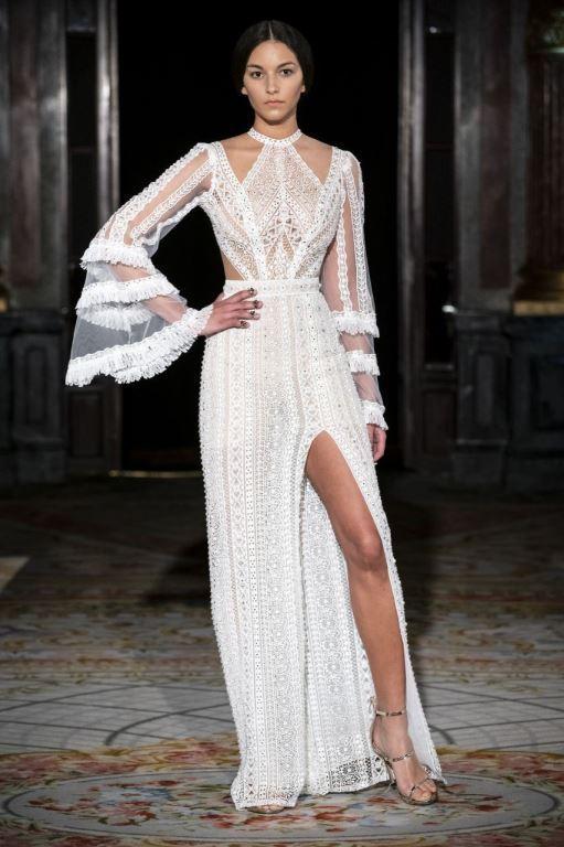 ליאור צ'רכי שבוע האופנה בפריז, מרץ 19. צילום יחצ חול