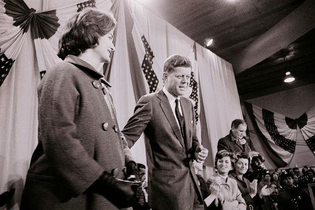 ג'קי קנדי צילום: גטי/ Bettmann