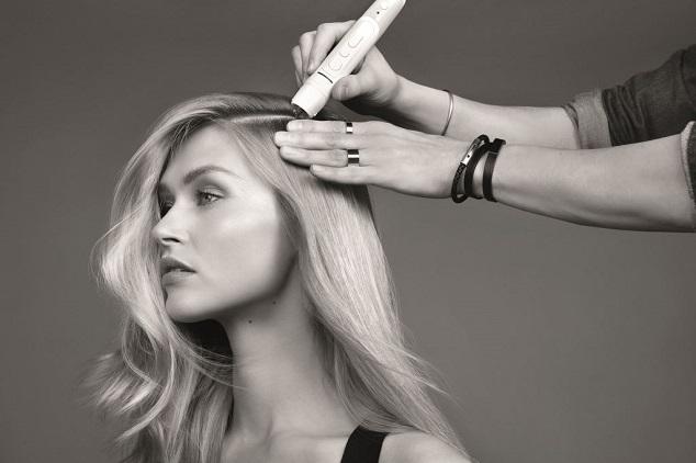 מצלמת אבחון השיער של קרסטס צילום יחצ חול
