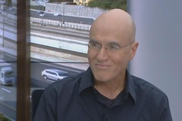פרופסור יורם יובל (צילום מסך)