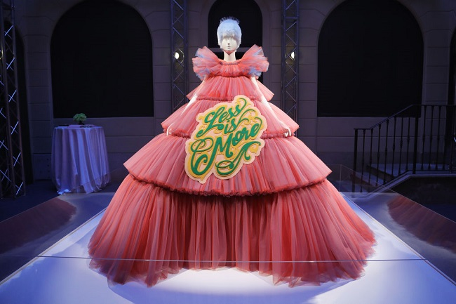 """Photo-by-Vittorio-Zunino-Celotto-Getty-Images-for-The-Metropolitan-Museum-of-Art.""""Camp: Notes on Fashion"""