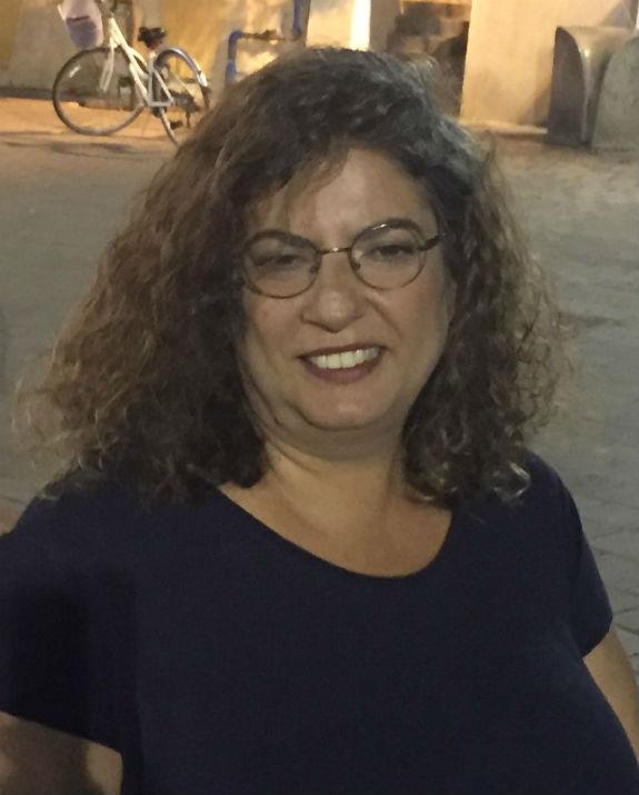 אסנת טרבלסי (צילום: אלבום פרטי)