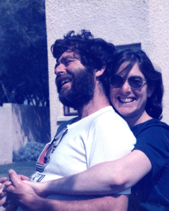 גדעון רז ואשתו (אלבום פרטי)