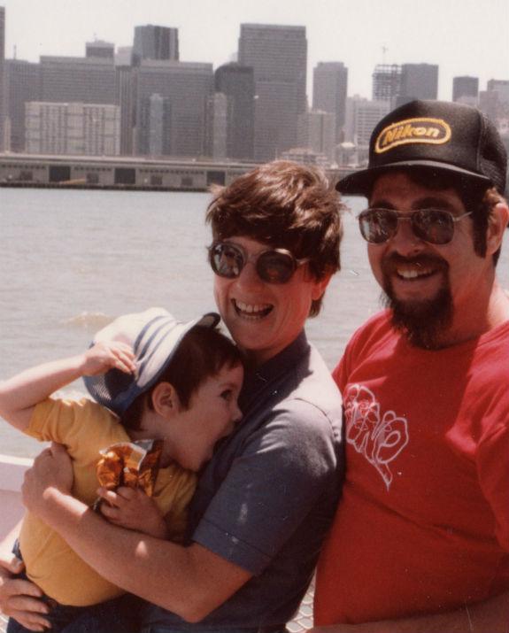 גדעון רז משפחתו (אלבום פרטי)