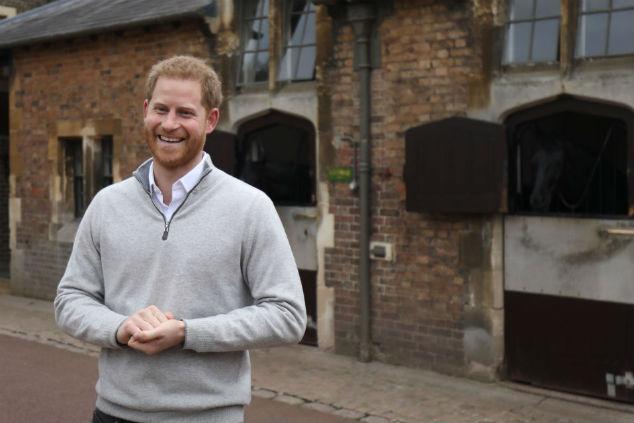 הנסיך הארי מבשר צילום  Steve Parsons - WPA Pool/Getty Images