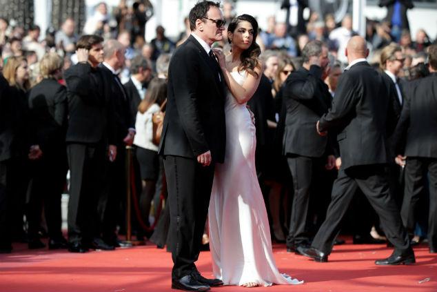 דניאלה פיק וטרנטינו צילום  Andreas Rentz/Getty Images